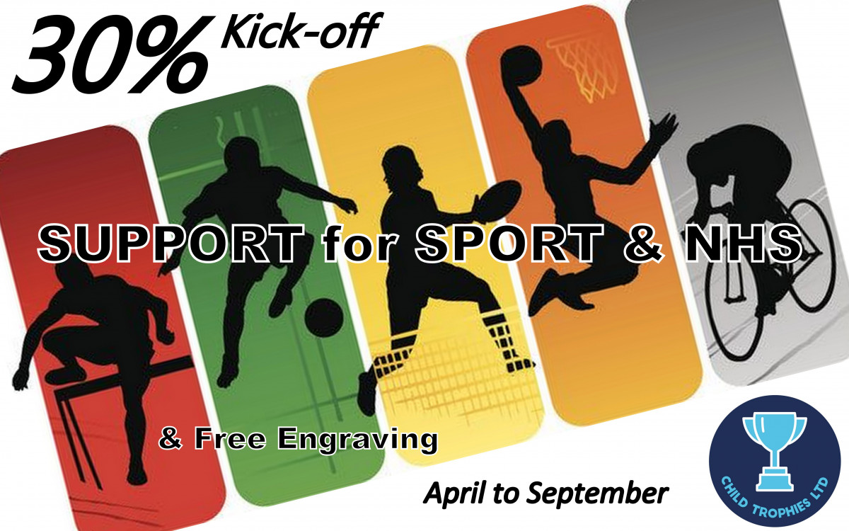 Support for Sport and NHS